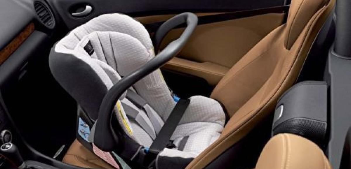 Выбираем автокресло для новорожденных