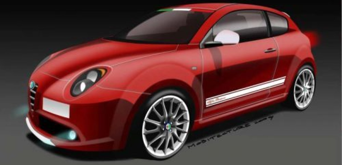 Alfa Romeo MiTo Veloce. Средний класс