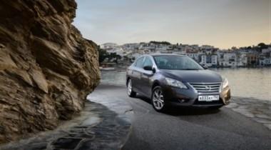 Старт продаж седана Nissan Sentra