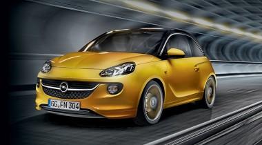 Opel Adam. Имиджмейкер