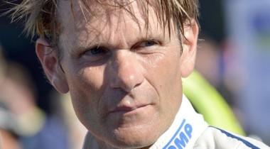 Легенда мирового ралли Маркус Гронхольм тестирует Volkswagen Polo R WRC
