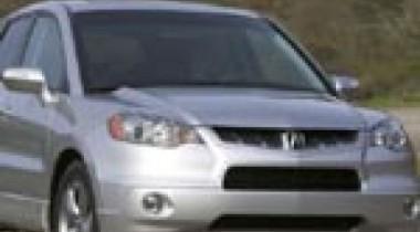 Acura RDX. Тяжелый атлет