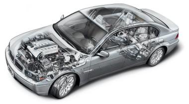 Шаг в премиум. BMW-7 Series