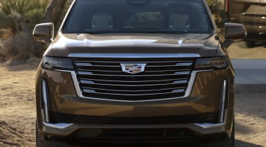 Новый Cadillac Escalade впервые получил дизельный двигатель