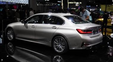 BMW 3-Series Long: длиннее, богаче, привлекательнее