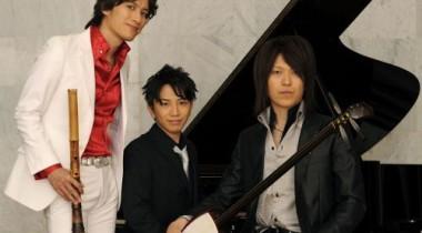В Санкт-Петербурге состоялся концерт японского ансамбля «Хидэ-Хидэ»