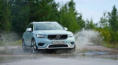Тест-драйв Volvo XC40. Улыбка викинга