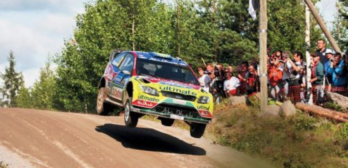 WRC. Ралли Финляндии 2009. Момент истины