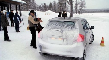 Шина Michelin X-Ice North. «Икс» второго поколения