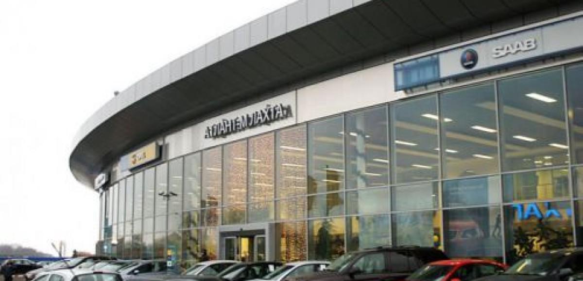 «Атлант-М Лахта» – почетный член клуба GM Opel «Chairman's Club»