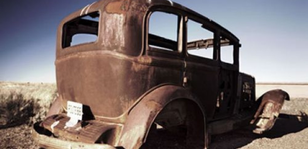 В Сыктывкаре машина съела водителя