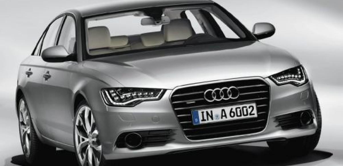 Audi A6. Цена радует