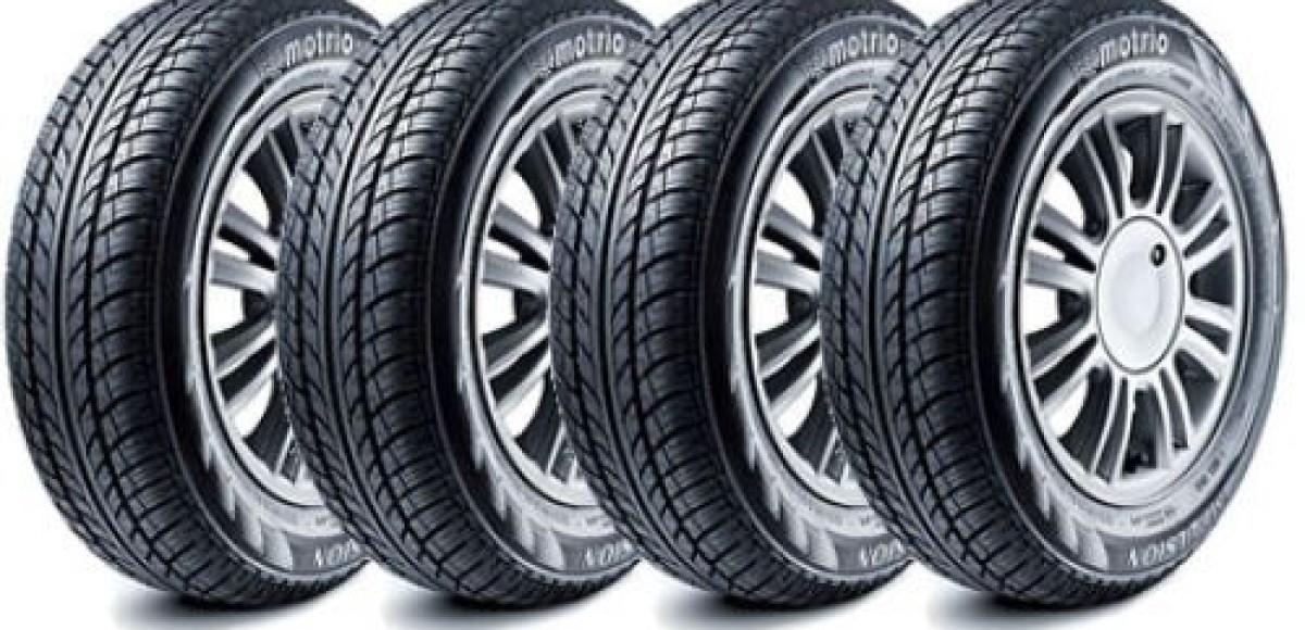 В Renault освоили выпуск собственных шин