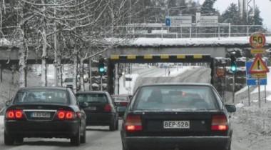 В Московской области заблокировано движение по трассе «Дон»