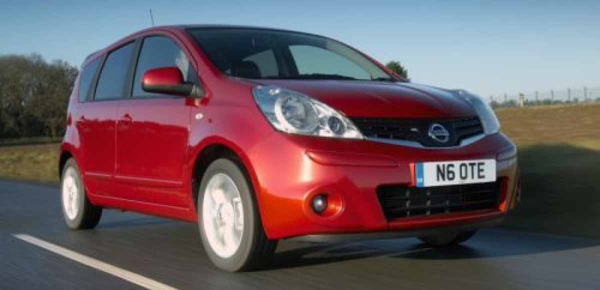 В России стартуют продажи обновленного Nissan Note