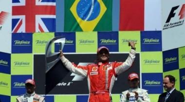 Фелипе Масса будет бороться за титул чемпиона. Интервью с пилотом