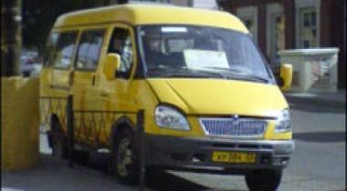 Массовое ДТП с участием маршрутного такси произошло в Санкт-Петербурге