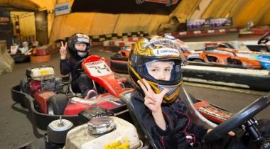 Как стать чемпионом: Forza Karting приглашает на детский турнир