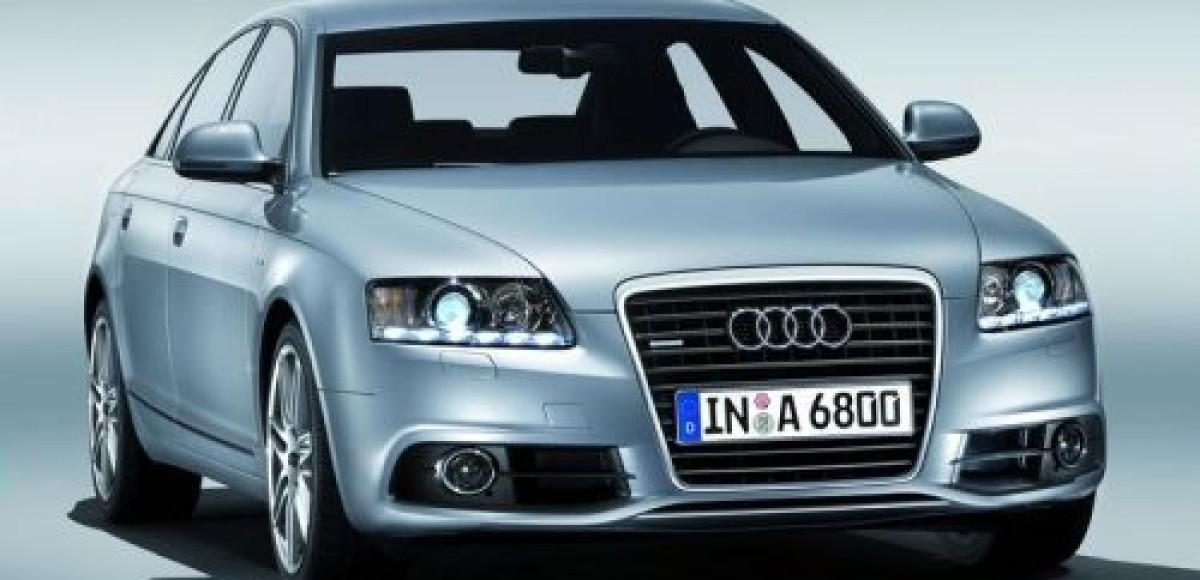Обновленная Audi A6. Московский дебют