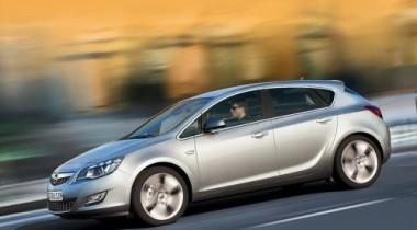 Opel Astra 2010. Время покажет!