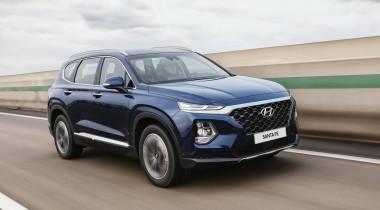 Новый Hyundai Santa Fe: рублевые цены и старт продаж в России