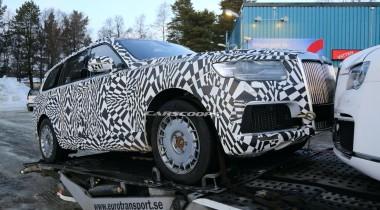 Европейцы назвали Aurus Komendant конкурентом Rolls-Royce Cullinan