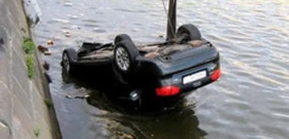 В Петербурге столкнулись семь автомобилей