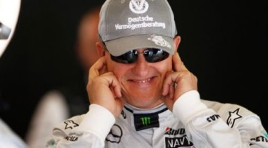Шумахер: «Автомобили никогда не строились специально для меня»