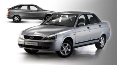 Lada Priora способна получить «4 звезды» по Euro NCAP