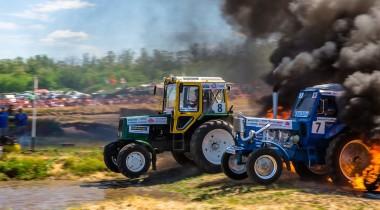 «Бизон-Трек-Шоу»: гонки на тракторах пройдут в Ростове-на-Дону уже в 16-й раз