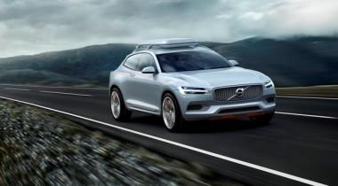 Volvo засветили концепт XC Coupe