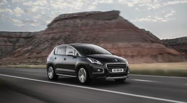 В России стартовали продажи Peugeot 3008