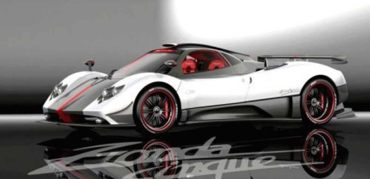 Pagani выпустит новый 678-сильный автомобиль