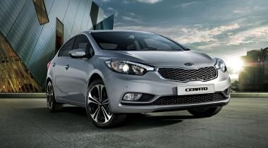 Обновленный Kia Cerato: старт продаж в России
