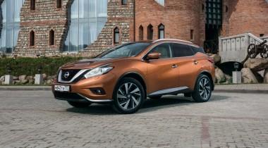 Nissan объявил цены на новый Murano