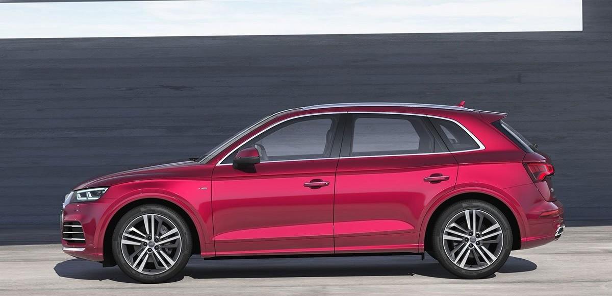 Audi Q5L: удлинённая версия кроссовера для Китая