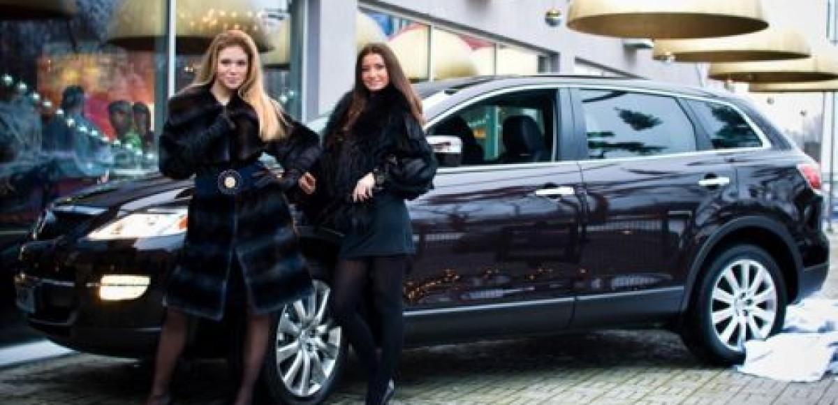 «Евросиб-Авто» провел единственную в Петербурге презентацию Mazda CX-9