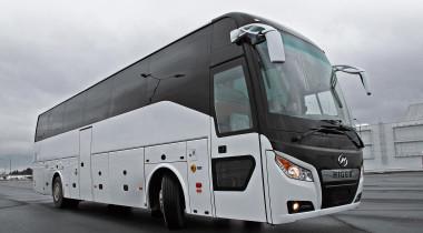 Большой, комфортный, китайский: тест туристического автобуса Higer KLQ 6128LQ
