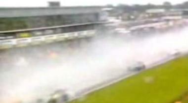 На гонку Гран-При Великобритании синоптики обещают ливень