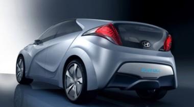 Hyundai Blue-Will HND-4. Голубая мечта