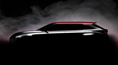 Mitsubishi покажет «внедорожное купе»