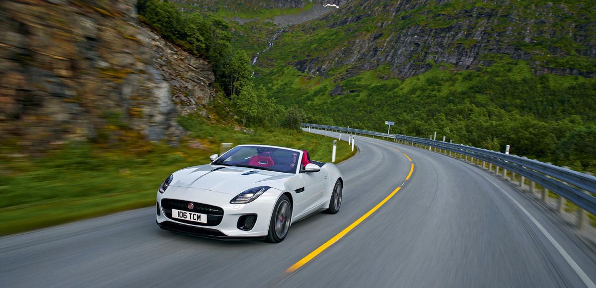 Jaguar F-Type. Ягуара приручили?