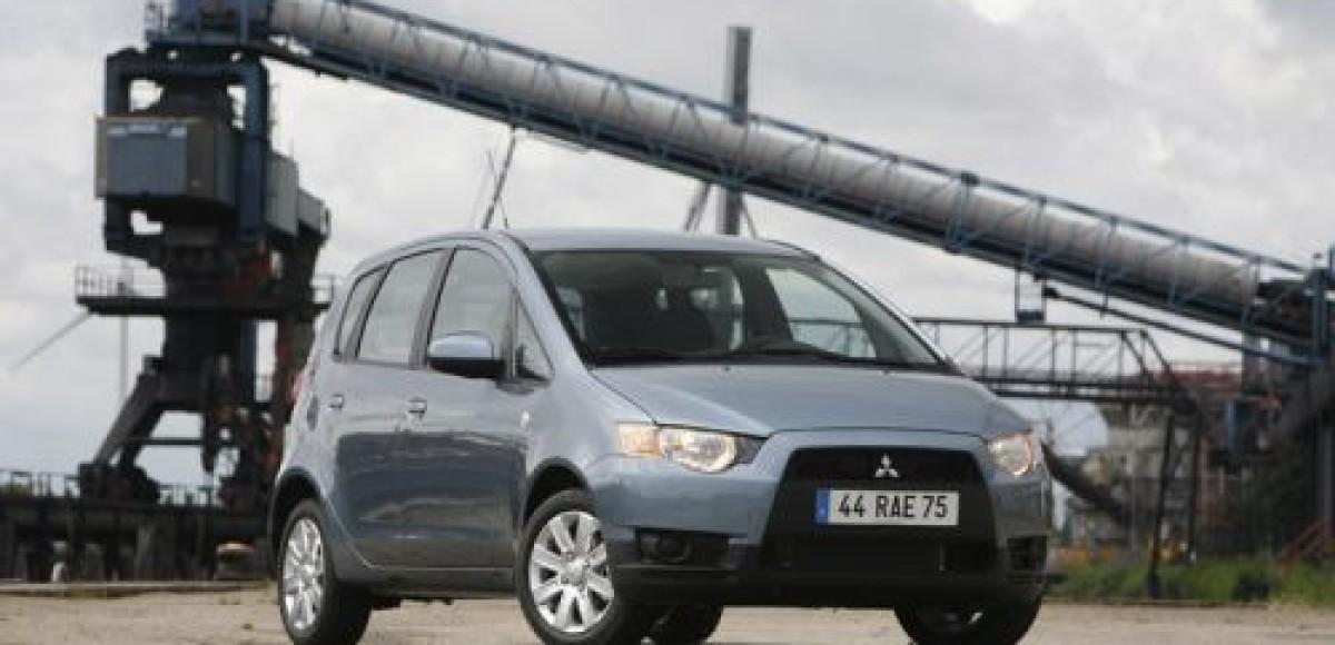 В Париже состоялся дебют обновленного Mitsubishi Colt
