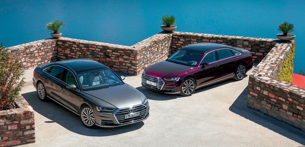 Audi A8 L. Плюсы и минусы за 8000 км пробега