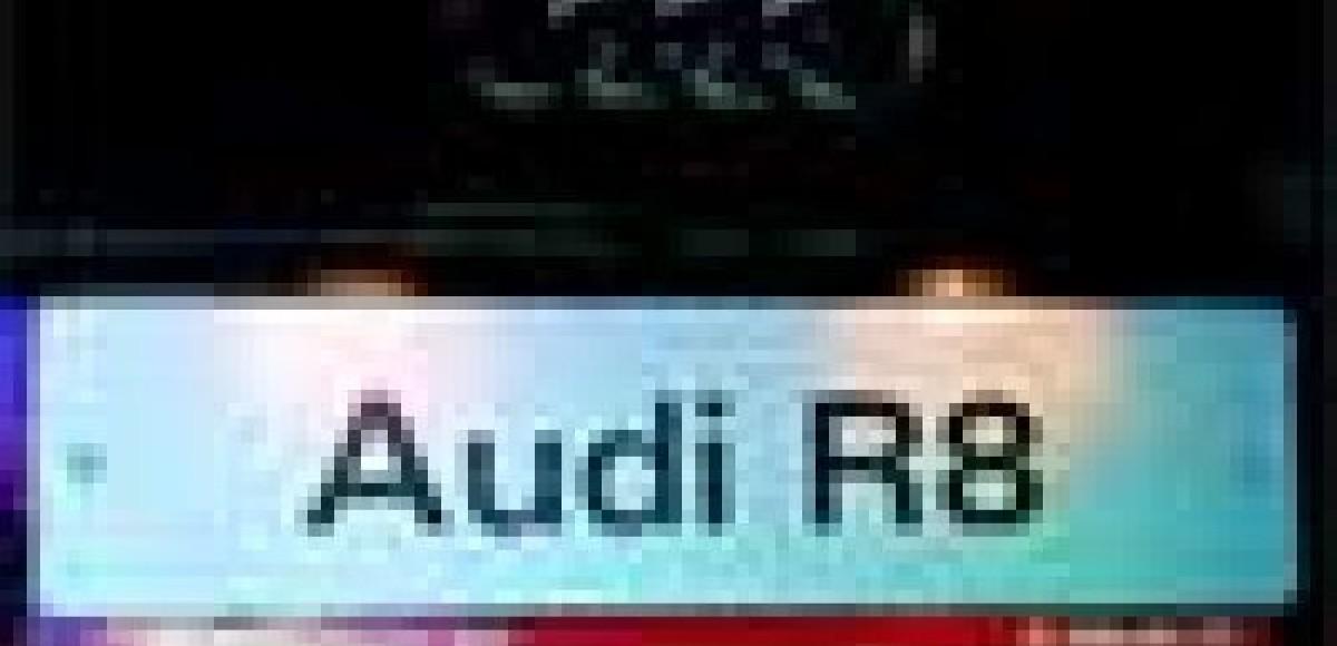 «Ауди Центр Сити» и «Ауди Центр Юг» представили спорткар Audi R8
