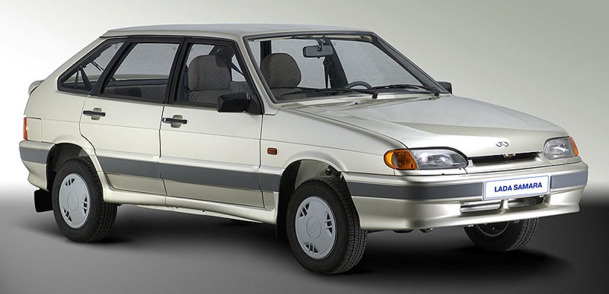 Закончилась эпоха Lada Samara