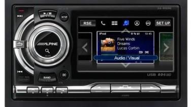 Автомагнитолы с навигацией. Описание ALPINE IVA-W202R