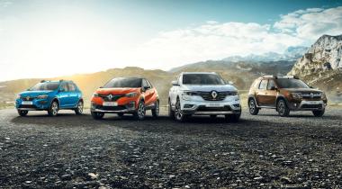 Стратегия 2021: Renault смотрит в будущее