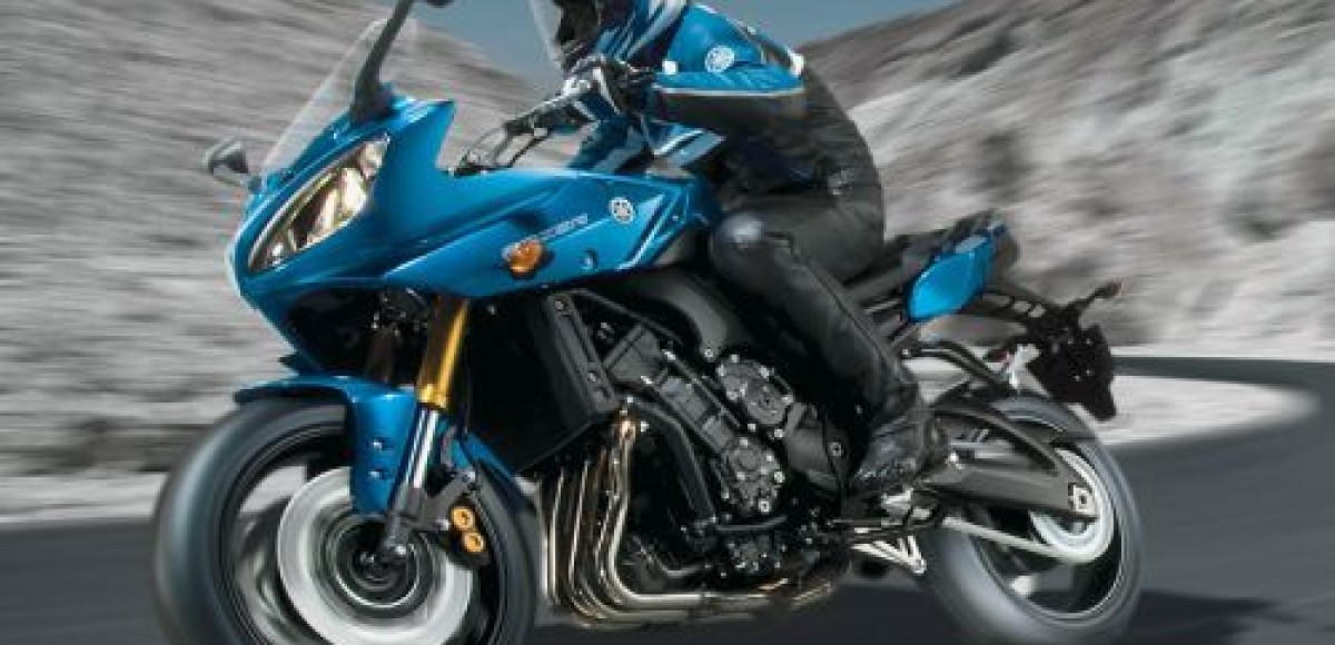 Yamaha FZ8. Разрушение стереотипов