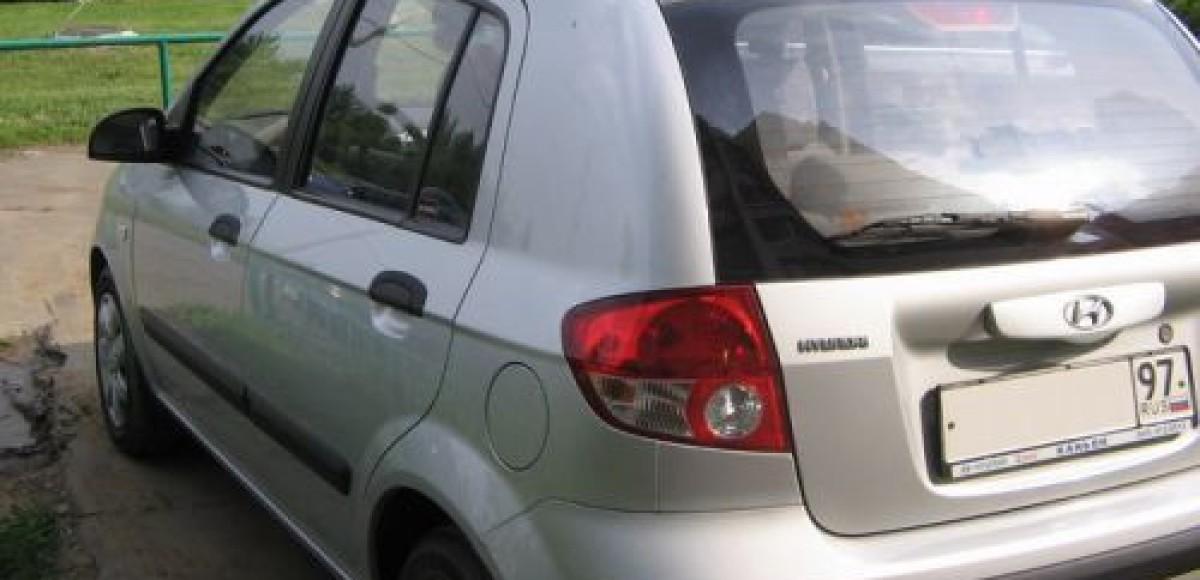 Hyundai Getz. На 20% дешевле